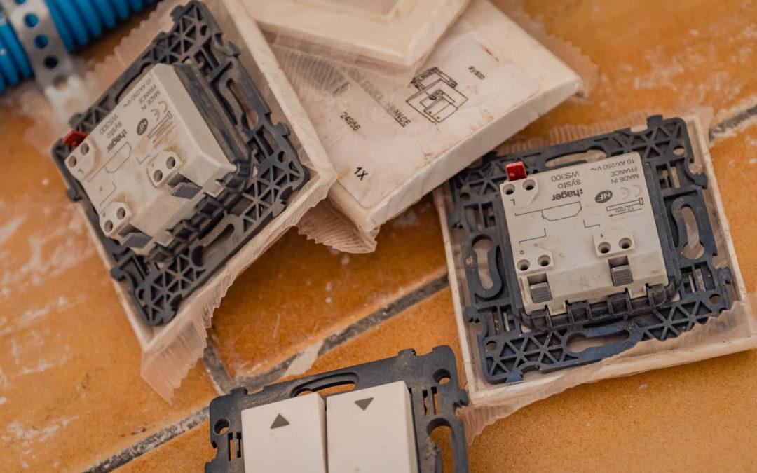 Comment installer un interrupteur chez vous?