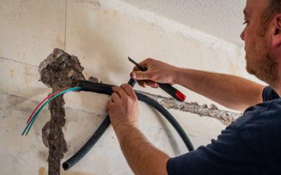 Comment se déroule une rénovation électrique ?